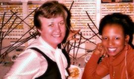 Ellen and Arlene